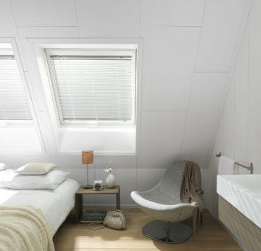 wandplaat en plafondplaat Agnes slaapkamer