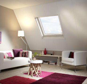 Plafondplaten voor je schuine wand