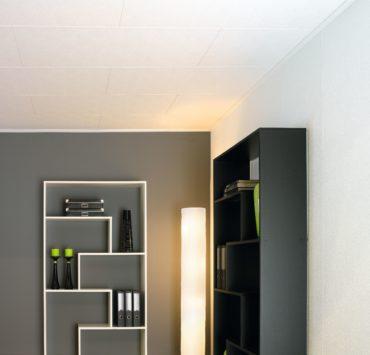 Agnes One-Step wandplaten en plafondplaten huiskamer
