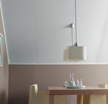 Agnes plafondplaat met decorlijst