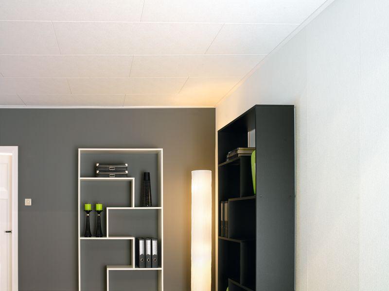 Wand en plafondplaten: de One-step renovatie van je wand of plafond