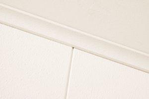 Waterdichte plafondplaten