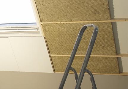 Je plafond herstellen