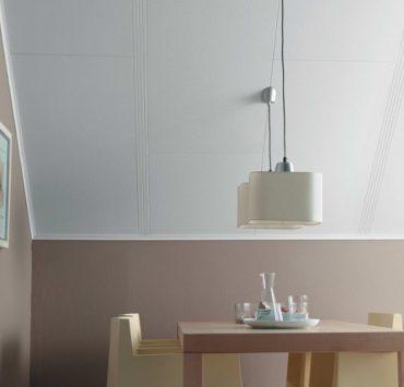 Plafond en plafondplaten