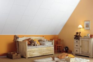 Sfeer en stijl met Agnes wand- en plafondplaten
