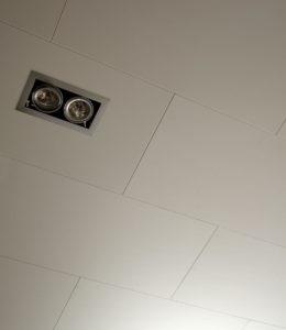De veelzijdigheid van onze plafondplaten is groot