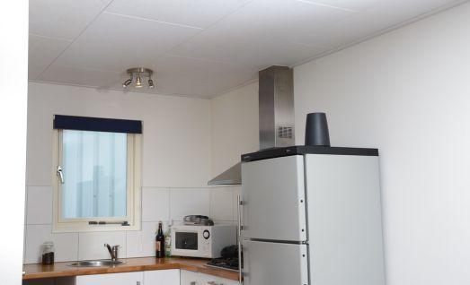 Agnes En Houseboat In Zaandam